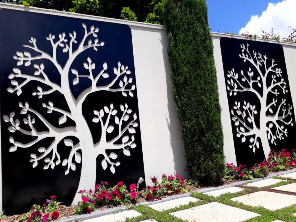 Attitude 2 With Decorative Panels