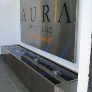 Aura Apartments 2 Stainless Steel