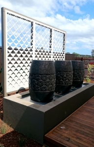 Balinese Urns Water Feature