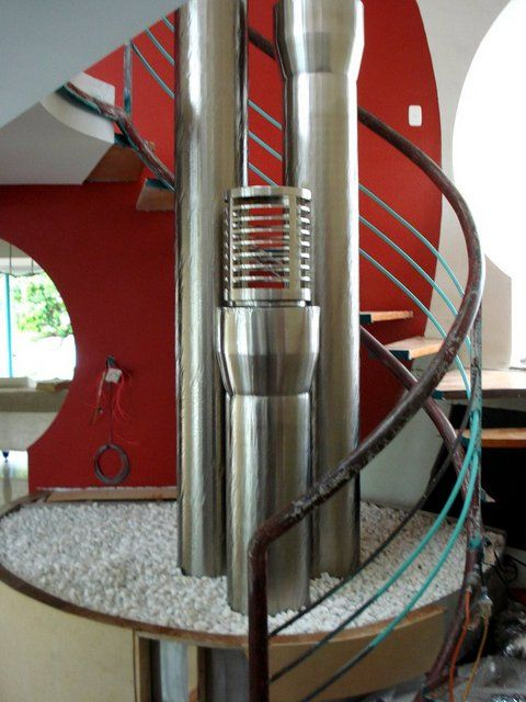 Bubble House Serendipity Stainless Steel