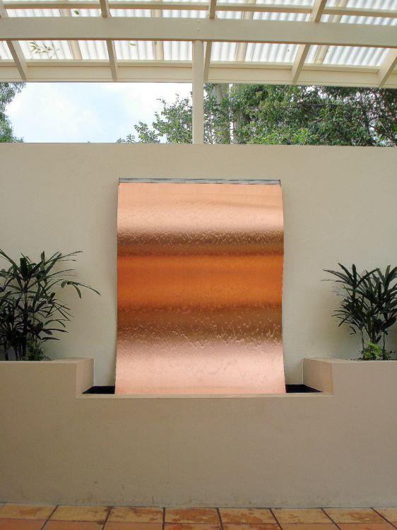 Copper Wave Frameless 1
