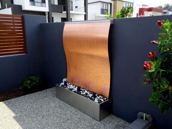 Copper Wave Frameless 2