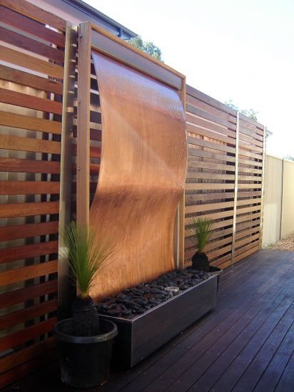 Copper Wave Framed 2