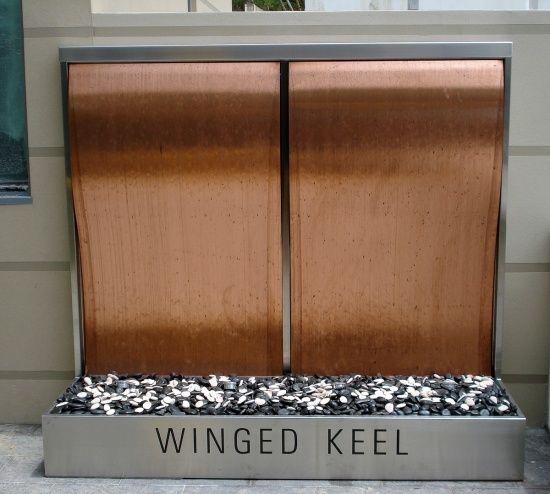 Copper Winged Keel