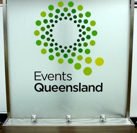 Events Queensland Glass