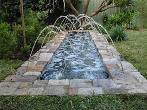 Fountain - New Farm