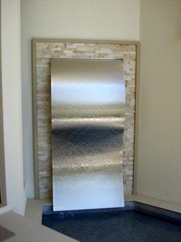 Frameless Stainless Steel Wave 6