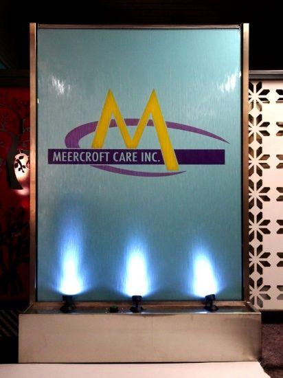 Meercroft Care Semi Frameless Glass