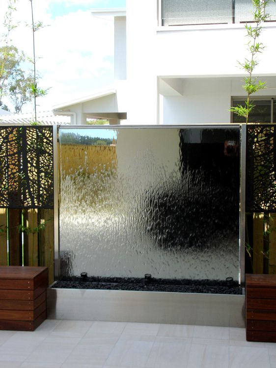 Mirror Water Feature 2