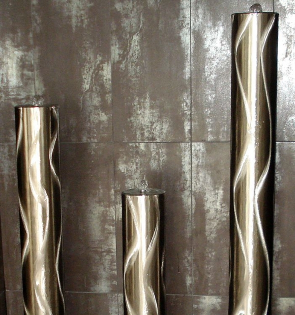 Pipe Dream 2 Stainless Steel
