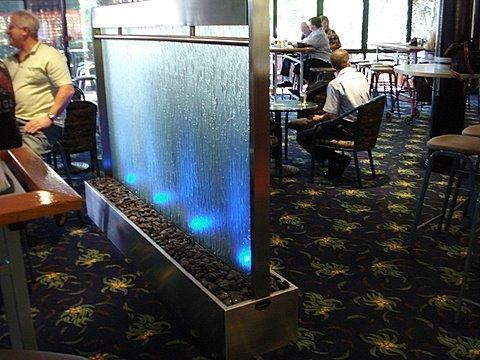 RSL Geebung Slumped Glass