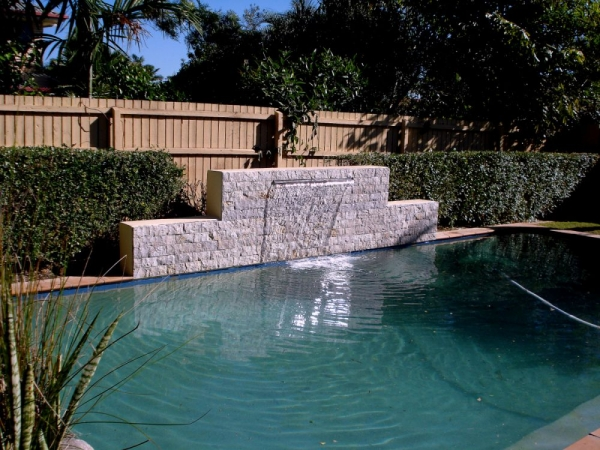 Sheer Descent - Pool