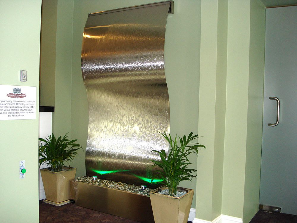 Transcontinental Hotel Stainless Steel