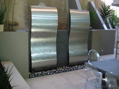 Twin Stainless Steel Wave 3
