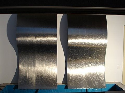 Twin Stainless Steel Wave 4