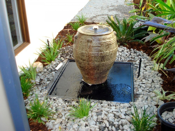 Urn 3 Water Feature