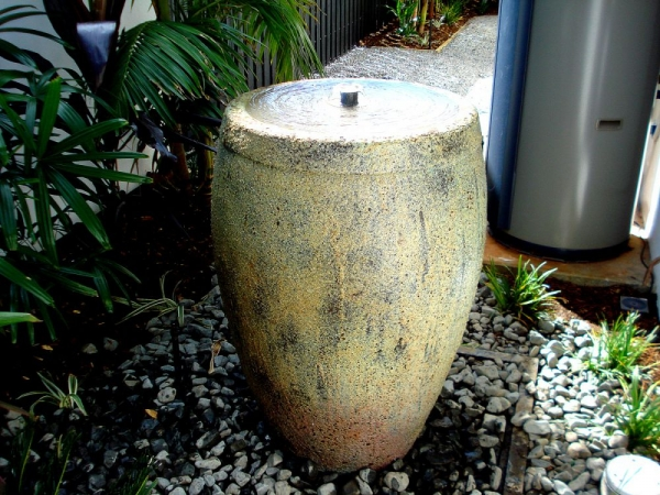 Urn 5 Water Feature