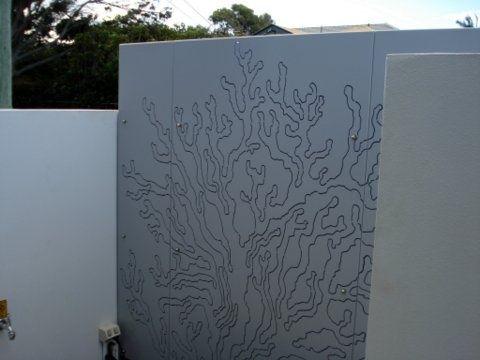 Decorative Panel Coral