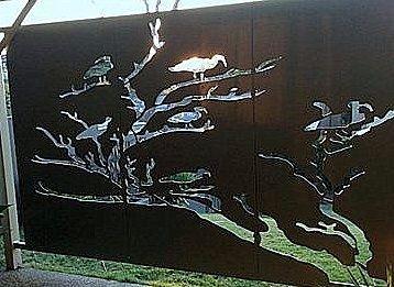 Decorative Panel Ibis