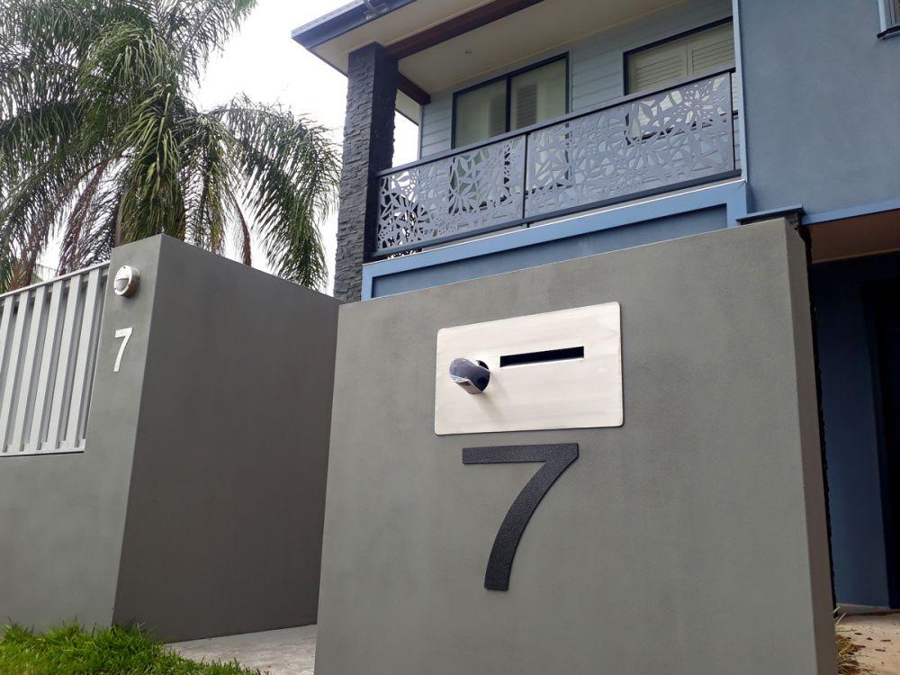 Decorative Panels Hand Rails