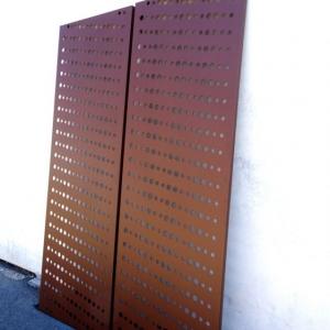 Decorative Panels Perforated