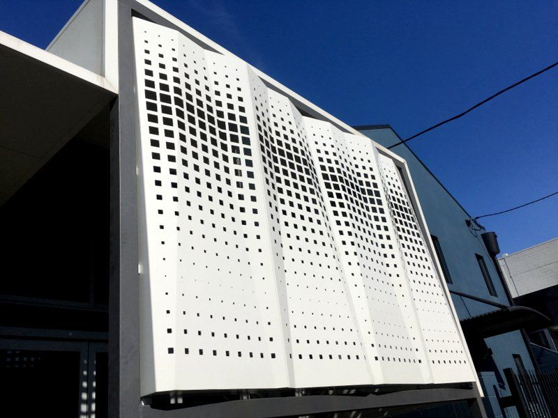 Decorative Screens Facade