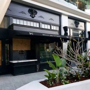 Emporium Hotel Sconces