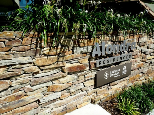 Alondra Nundah Stainless Steel Signage