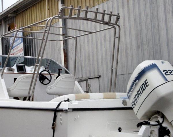 Boat Canopy Frame