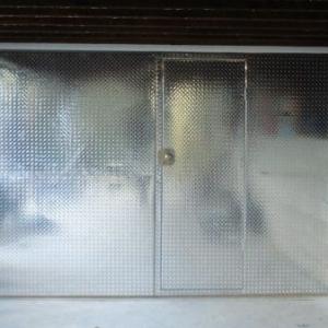 Checker Plate Doors