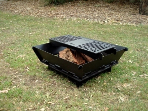 Fire Pit Kit Set