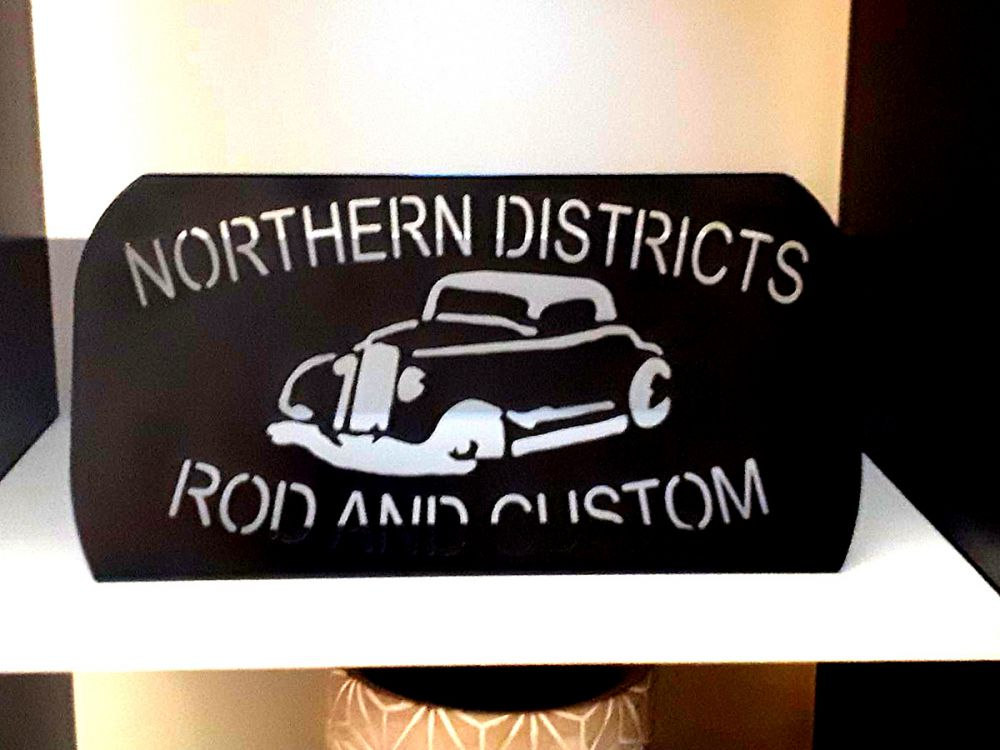 Northern Districts Rod and Custom Trophies
