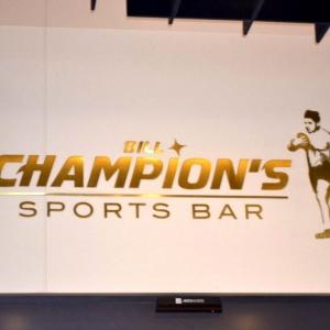 Sports Bar Signage