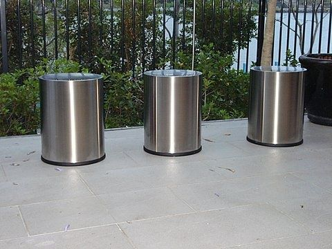 Stainless Steel Stools/Tables