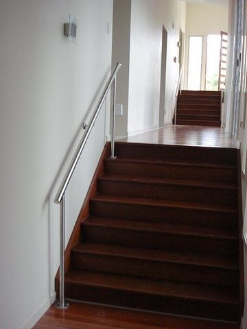 Stainless Steel Hand Rails 1