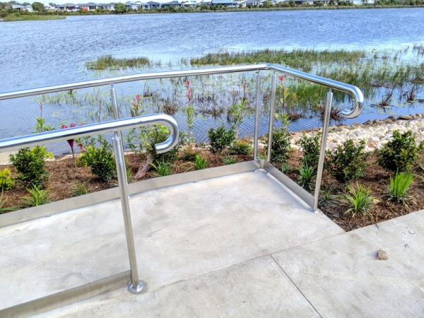 Stainless Steel Hand Rails 2